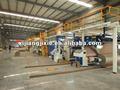 2500mm 5 überlagern Fließband der Verpackenmaschinerie/der Wellpappe