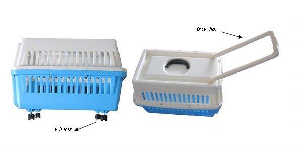 DL-PET-DH031 Pet flight cage