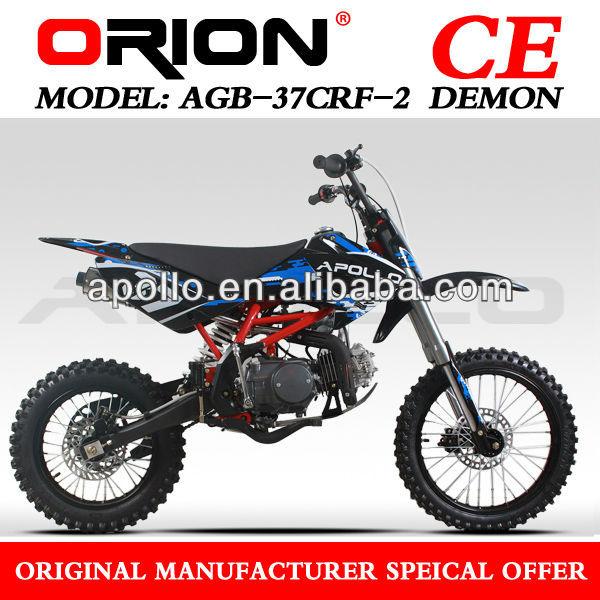 China Apollo ORION Pit Bike 140cc Dirt Bike 140cc racing bike 140cc (AGB-37CRF-2 double frame)