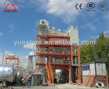 China asphalt mix plant road equipment factory