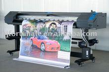 High resolution outdoor inkjet printer 1440dpi