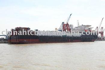 3000T derrick pipelay barge