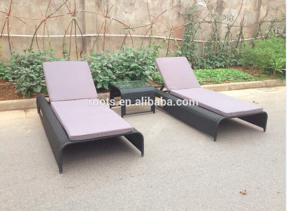 outdoor lounge m bel bett garten wicker lounge m bel. Black Bedroom Furniture Sets. Home Design Ideas