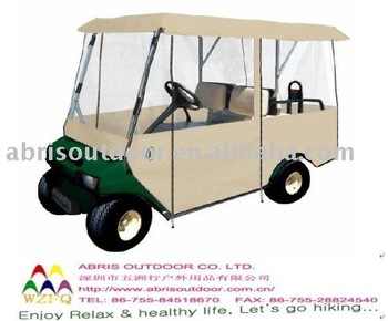 Deluxe Golf Cart Enclosure Cover
