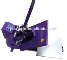 2012 New High quality A4 T-shirt fusing press machine