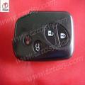 Tongda clave de la cubierta, modificado plegables clave espacios en blanco& clave de caso& clave de shell 3 botones, llave del coche para toyota