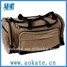 outdoor sports fashion canvas duffle bag