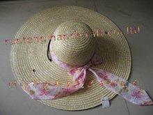 Straw Hat & Girl's Straw Cap
