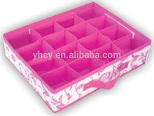 Non-woven 16-hole Organizer, Foldable Storage Box