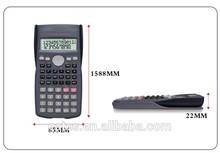240 fonctions 2 lignes batterie de secours scientifique calculatrice