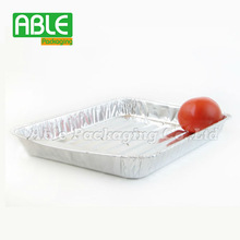Shanghai Able Packing disposablehousehold aluminium foil Airline Catering Trays