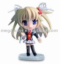 cute japanese cartoon action figure toy for gift
