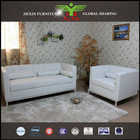 supply modern leather sofa ,top grain leather ,3 seat white sofa manufacture