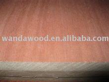 sapele veneer mdf board/ mdf sheet