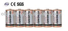 Carbon Zinc Battery Pack R14 C 1.5V 6/S