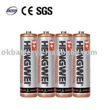 Heavy Duty Battery General Pack R6AP AA UM3 4/S