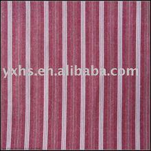 100% Cotton Yarn-dyed Stripe Fabric