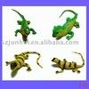 stretchy plastic lizards animal toy