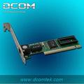 Fast Ethernet 10 100 m lan card pci