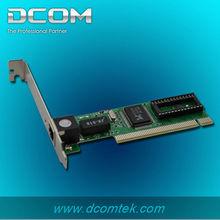Fast Ethernet 10 100m pci lan card