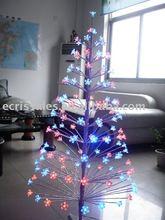 ali express Led christmas tree fiber optic tree