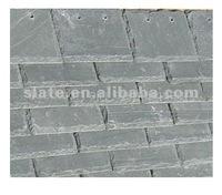 natural green slate roof tile shingles