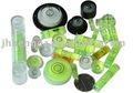 Acrílico cilindros, Viales burbuja