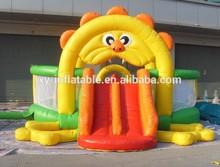 professional durable hulk bouncy castles