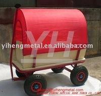 Classic wooden wagon TC4203B