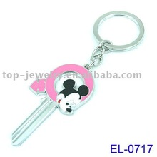 2013 Custom Metal Key Keychain