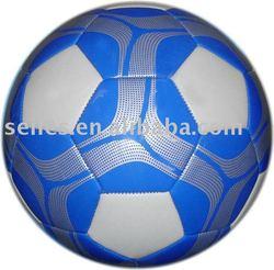 fashion pvc machine stitched soccer ball