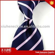 100% Silk Jacquard Woven Tie