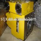 genuine spare parts, excavator main control valve