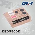 esd5500e gerador de regulador de velocidade