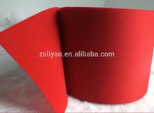 Soft loop fabric