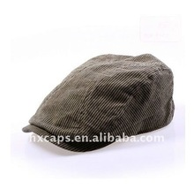 2012 new style cotton striped army beret hats