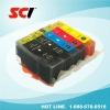 Edible ink cartridge for PGI-520, CLI-521
