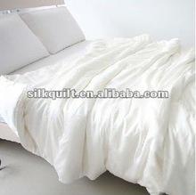 Cot silk duvet / comforter