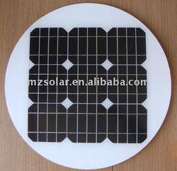 20W round solar panel