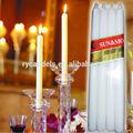 Grossista branco vela/velas/bougies/velas religiosas/1987 desde