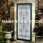 Fancy security Iron door
