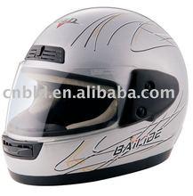 best motorcycle helmets in silver