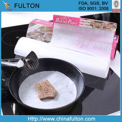 baking wax paper