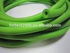 Natural latex rubber tubes