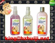 Natural anti-bacterial pet dog,cat Hair shampoo