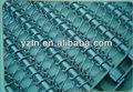 cadena de correa de malla cinta transportadora accionada, que puede ser utilizada a alta temperatura