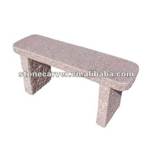 Build Pink Stone bench