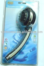 double blister Packing for bathroom accessory massager shower head