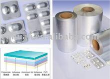 Nylon/Alu/PVC cold formable Alu Alu Foil