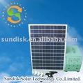 Mini casa sistema de generador Solar